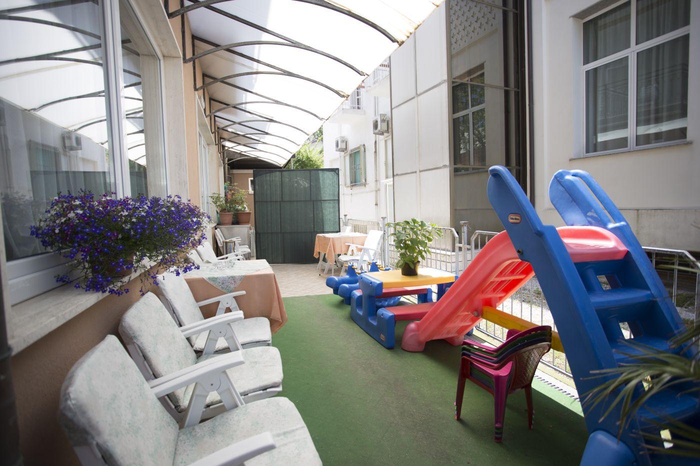 Hotel Desiree Cesenatico - Vacanze per Famiglie e Bambini