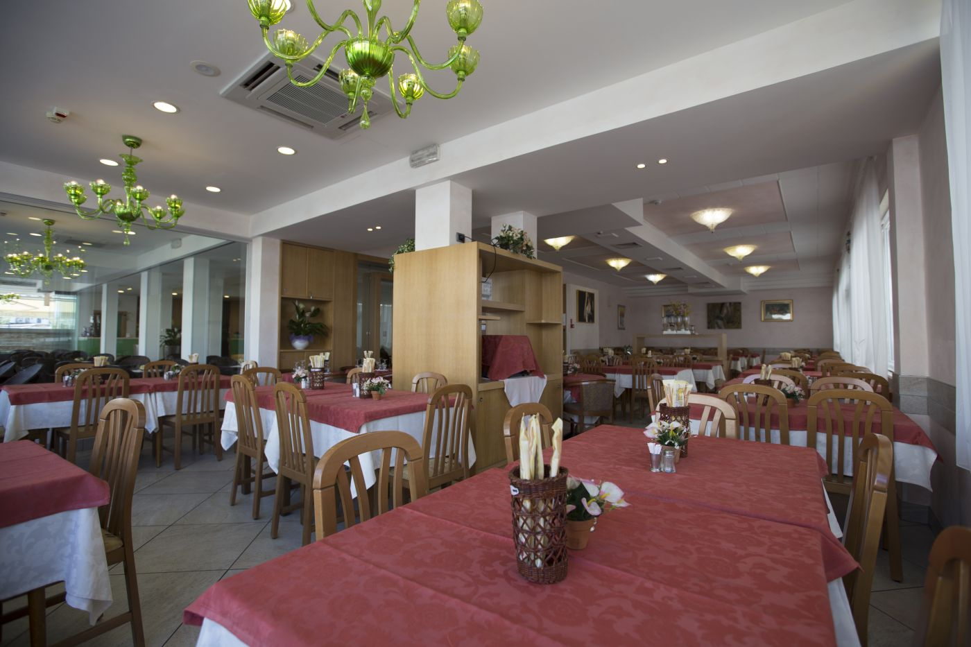Hotel Desiree Cesenatico - Ristorante