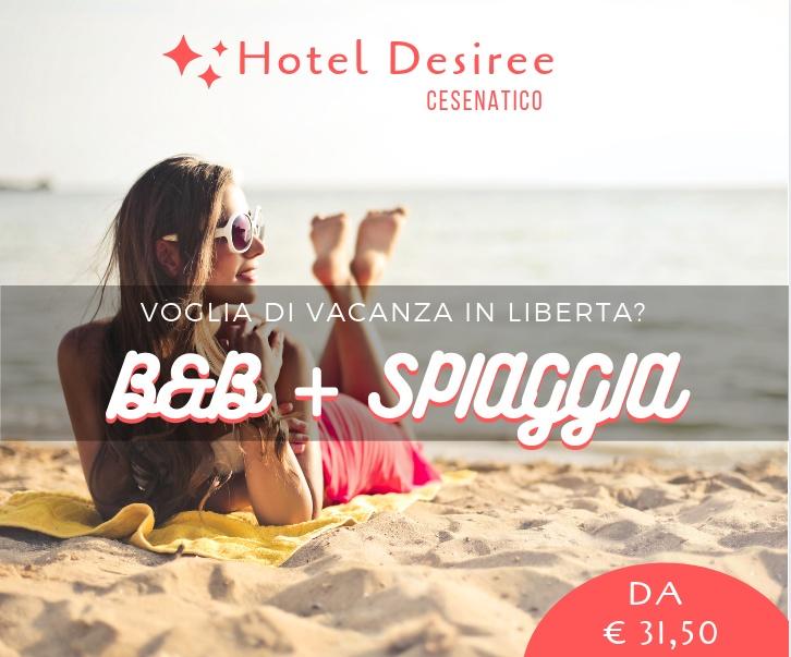 Hotel Desiree  hotel 3 stelle Cesenatico